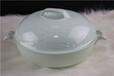 福萬廠家浮雕魚青瓷能量瓷餐具26頭套裝