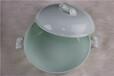 福萬廠家26頭浮雕魚青瓷能量瓷餐具套裝