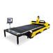 交換平臺光纖激光切割機廣州漢馬激光專業鈑金加工設備生產
