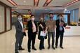 廣東省激光行業協會走訪漢馬激光