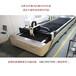 漢馬激光6米大功率光纖激光切割機鍍鋅板不銹鋼標牌光纖激光機