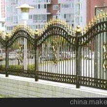 喀什和田铁艺护栏乌鲁木齐厂家图片