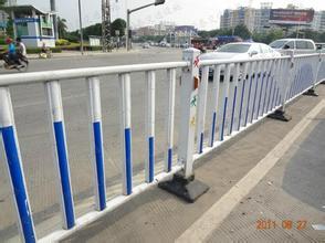 乌鲁木齐交通护栏