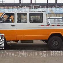 依维柯四驱越野10座工程车生产厂家