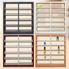 钢制铁皮书架学校图书馆阅览室单面双面书店书籍室书架资料展示架图片