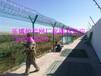 江西带塑料皮防护网厂家现货上饶带塑料皮隔离网吉安带塑料皮高速公路护栏网