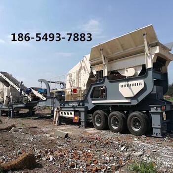 砂石破碎机生产线新型石灰石,花岗岩破碎机生产线价格