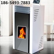 饭店家用取暖炉山东生物质颗粒取暖炉厂家直销图片