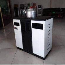 厂家家用生物质取暖颗粒炉智能采暖炉图片