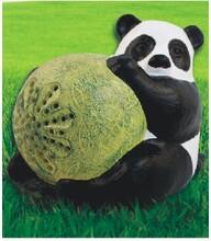 园林草地音箱(熊猫)图片