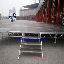 铝合金舞台拼装舞台演出舞台快装舞台图片