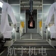 喷涂机器人自动化生产线