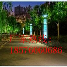 室外仿云石景观灯,户外特色方形灯柱,广场照明灯,商业街装饰灯,花园小区草地灯