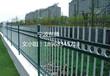 宁波围墙锌钢护栏定制铝艺围墙护栏销售