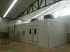 河南郑州环保家具烤漆房供应厂家异形烤漆房订做