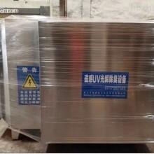 山东德州光氧催化废气处理设备低温等离子废气处理