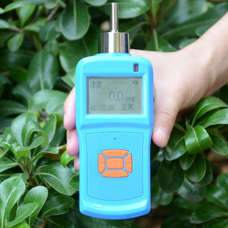 盐城手持式甲硫醚气体检测仪工业泵吸式气体泄漏测定仪
