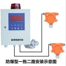 HQD6000/6370K氣體檢測控制器(可燃氣體控制器)圖片