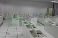 珠海ikezhuo/科桌大学翻转电脑桌机房培训桌双人多媒体教室课桌