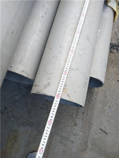 不锈钢白钢管