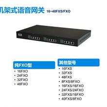 呼叫中心系统接入网关FXS网关接分机FXO网关接外线图片