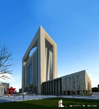 重庆渝北室外效果图专注建筑景观旅游地产效果图制作
