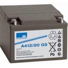 德国阳光蓄电池A412/32G6规格报价
