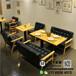 天津餐厅卡座沙发天津咖啡厅卡座沙发天津直销卡座沙发