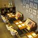 天津咖啡厅卡座沙发哪家好天津咖啡厅卡座沙发厂家圆形咖啡厅卡座