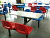 天津食堂快餐桌天津食堂用的餐桌椅天津食堂餐桌椅图片