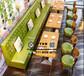 北京咖啡廳卡座沙發西餐廳卡座酒吧卡座沙發