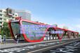 衡阳BRT公交站台钢结构_BRT公交站台钢结构生产厂家
