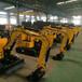 履带座驾式操纵杆式小型挖掘机柴油挖掘机挖掘机各种型号产品批发