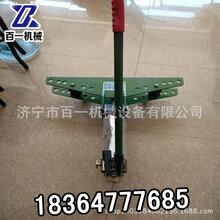角度手动液压弯管机1寸小型液压弯管机赠送模具液压弯管机图片