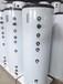 成都市進口鍋爐300升搪瓷內膽單排管換熱水箱