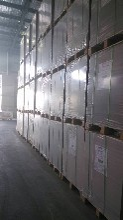 东莞吸塑纸,300g深圳白板纸,吸塑粉灰纸,包装盒专用图片