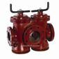 船用油舱呼吸阀双联油舱呼吸阀PV高速透气阀图片