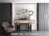 枫桥尚城三房二厅古典风格设计风格方案及效果图