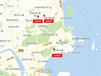 珠海市繁华地段3000平方米商业房产出售