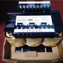 日本TOYOZUMI丰澄电源变压器3LD-05KF三相复卷变压器原装进口图片