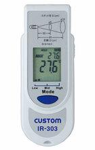 日本CUSTOM放射温度计IR-303原装正品图片