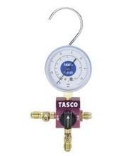 南京高辉机电总代理日本TASCO压力表TA123B-2