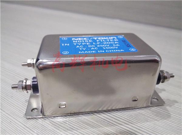 供应日本TOKIN小电流·螺丝端子噪音滤波器LF-205A