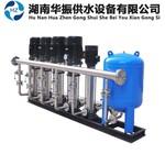 广西柳州华振HZH生活变频给水机组无塔变频供水设备批发价格欢迎选购图片