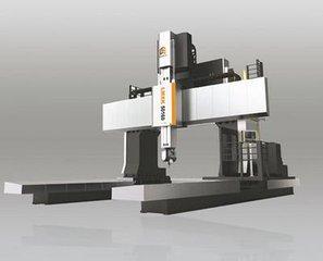 桥式龙门加工中心部件为什么刮研而不是数控加工