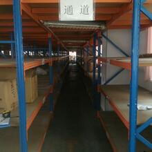 1500KG货架配件加工厂牧隆货架厂家供应