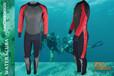 男士防紫外线冲浪服防晒短袖游泳waterscuba潜水服浮潜防晒游泳衣批发现货