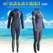 2016最新款3MM女装潜水衣连体式潜水服批发加工