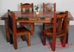 天津河东老船木家具批发实木茶几图片中式客厅泡茶台茶艺桌餐桌特价