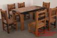 哈爾濱老船木家具批發實木茶幾餐桌圖片中式客廳泡茶臺茶藝桌功夫茶臺特價